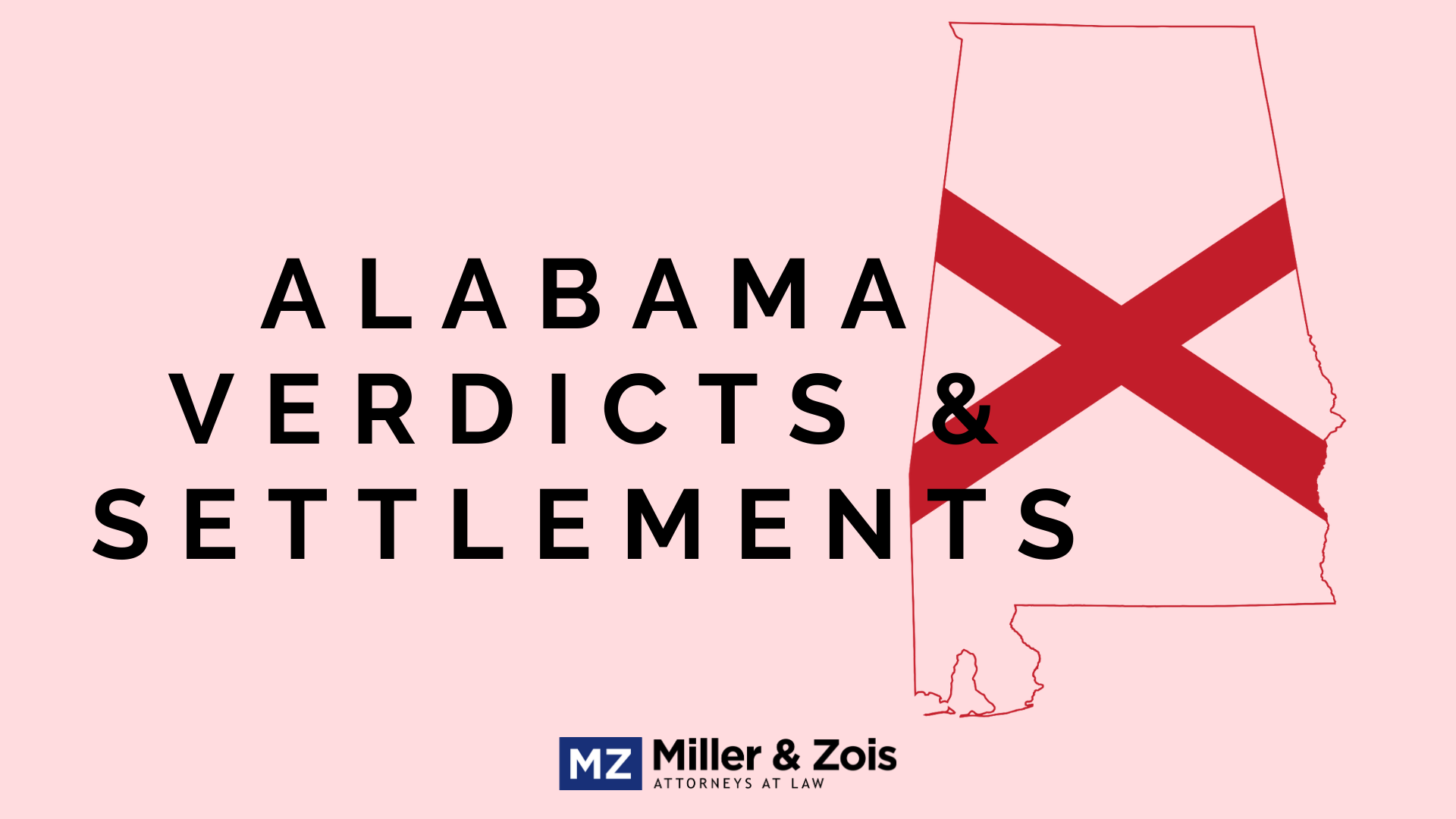 alabama settlements verdicts