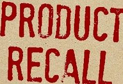 tampon recall