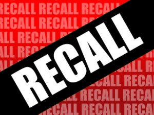 Tablet recall