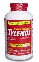 tylenol alcohol risk