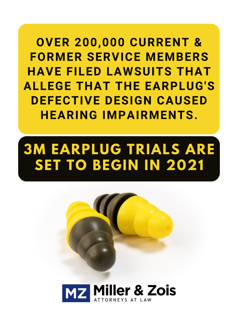 3m earplugs lawsuit